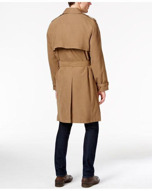 London Fog   Natural Plymouth Raincoat for Men   Lyst
