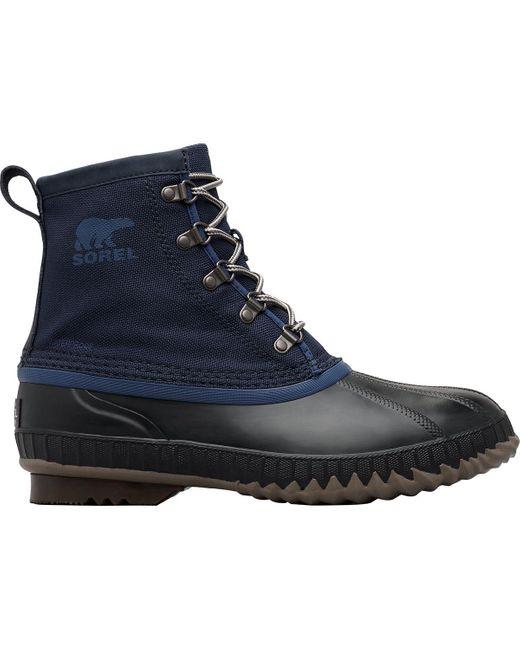 Sorel Blue Cheyanne Ii Short Nylon Boot for men