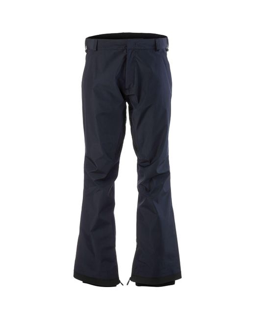 Moncler Blue Pantalone Sportivo for men