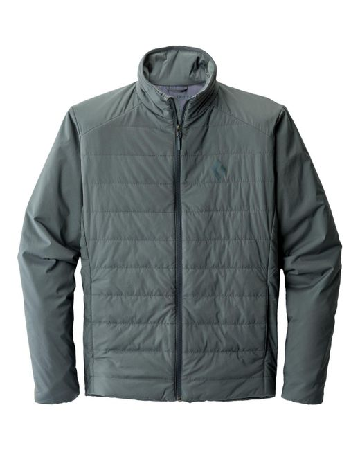 Black Diamond - Gray First Light Insulated Jacket for Men - Lyst