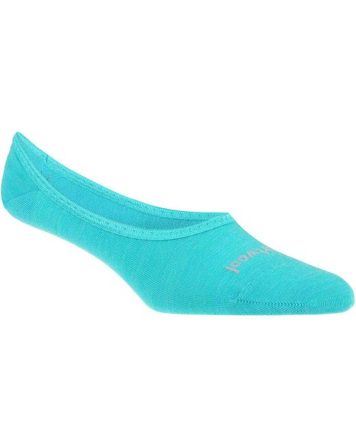 Smartwool - Blue Hide & Seek Sock - Lyst