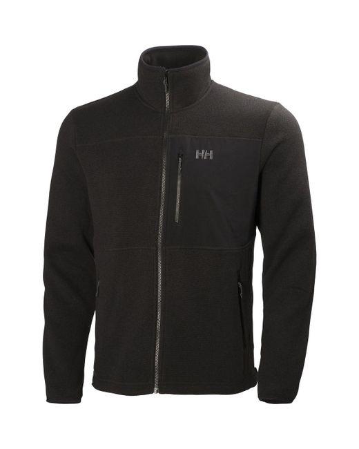 Helly Hansen Black November Propile Jacket for men
