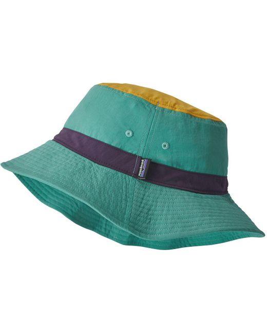 Patagonia - Green Wavefarer Bucket Hat - Lyst
