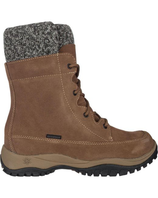 Baffin - Brown Shannon Boot - Lyst