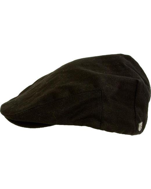3d5737d02fee7 Lyst - Brixton Hooligan Hat in Black for Men