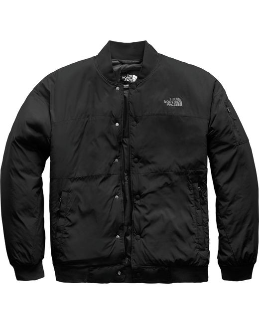 Lyst - The North Face Presley Insulated Jacket in Black for Men 7e5da7e69