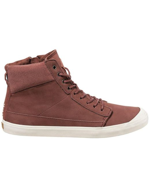 Reef - Brown Walled Hi Le Boot for Men - Lyst