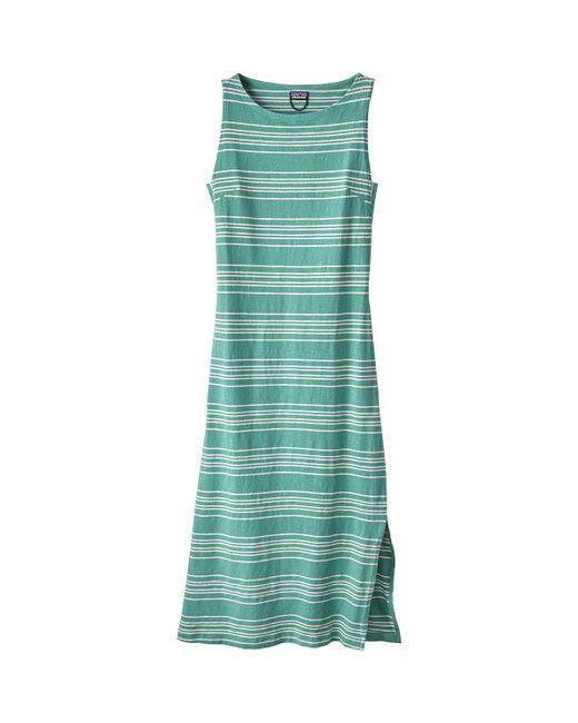 3dde5d1ab7 Lyst - Patagonia Amber Dawn Tank Dress in Green