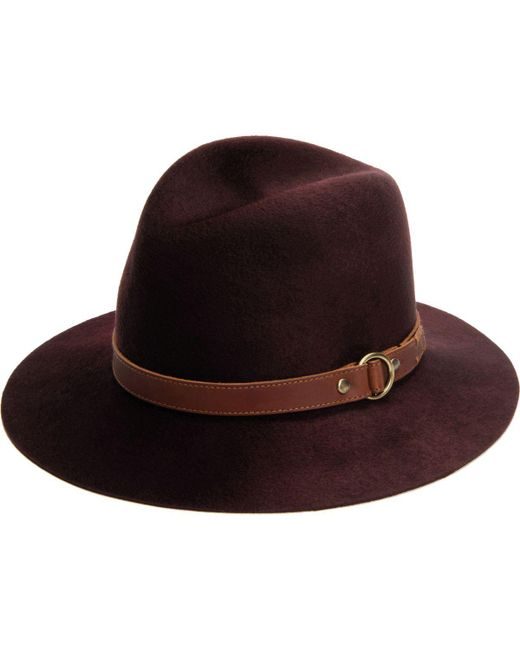 Frye - Multicolor Addie Hat - Lyst