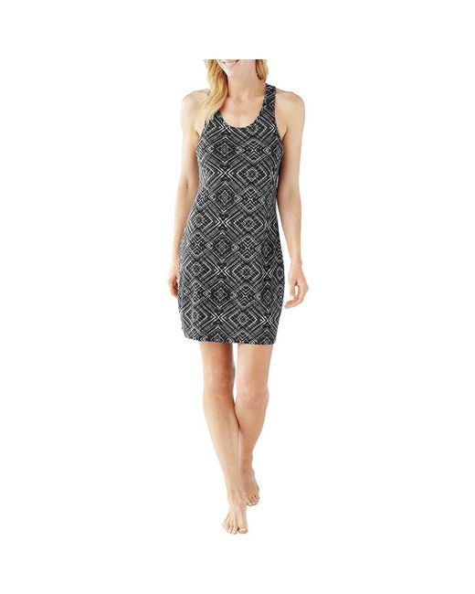 Smartwool - Black Basic Merino 150 Pattern Dress - Lyst