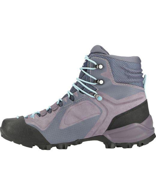 9fbf4381738 Women's Blue Alpenviolet Mid Gtx Hiking Boot
