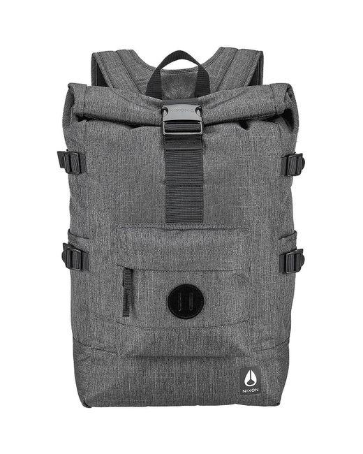 Nixon | Gray Swamis Ii 25l Backpack | Lyst