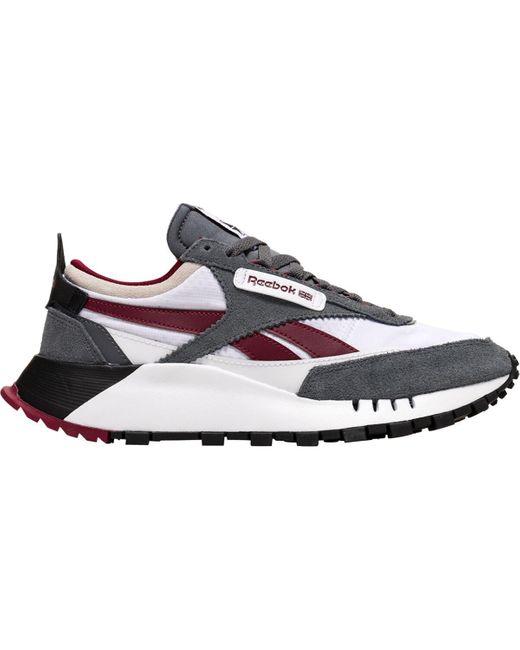 Reebok Gray Cl Legacy Sneaker for men