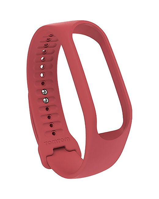 Tomtom - Red Touch Strap - Lyst