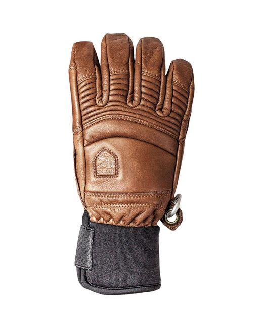 Hestra - Brown Leather Fall Line Glove - Lyst