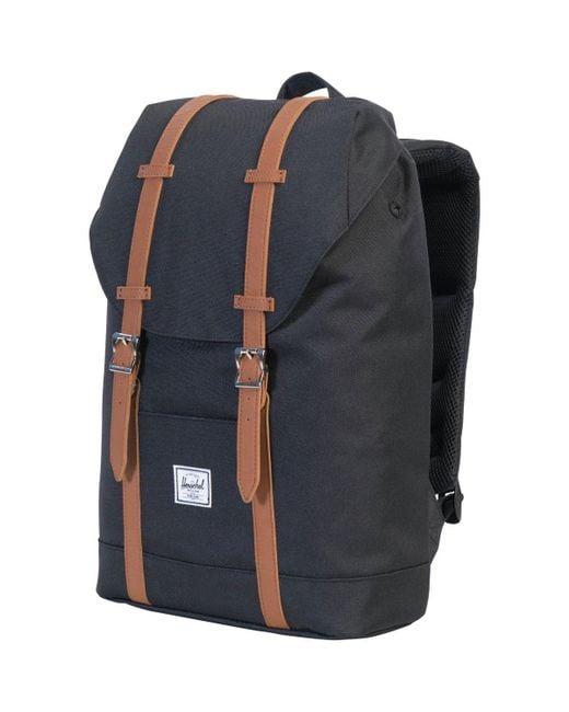 Herschel Supply Co. Gray Retreat Mid-volume 14l Backpack for men