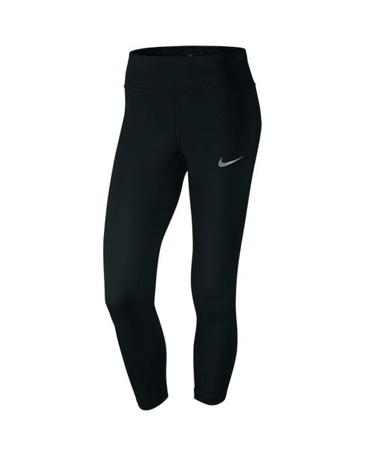 Nike | Black Power Epic Lux Crop Tights | Lyst
