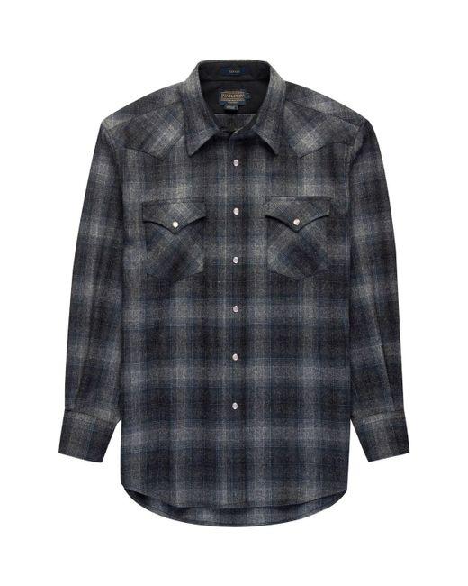 Pendleton | Gray Canyon Shirt for Men | Lyst
