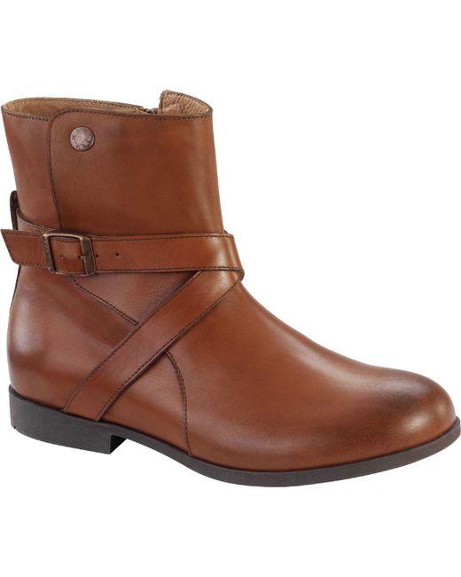 Birkenstock - Brown Collins Boot - Lyst