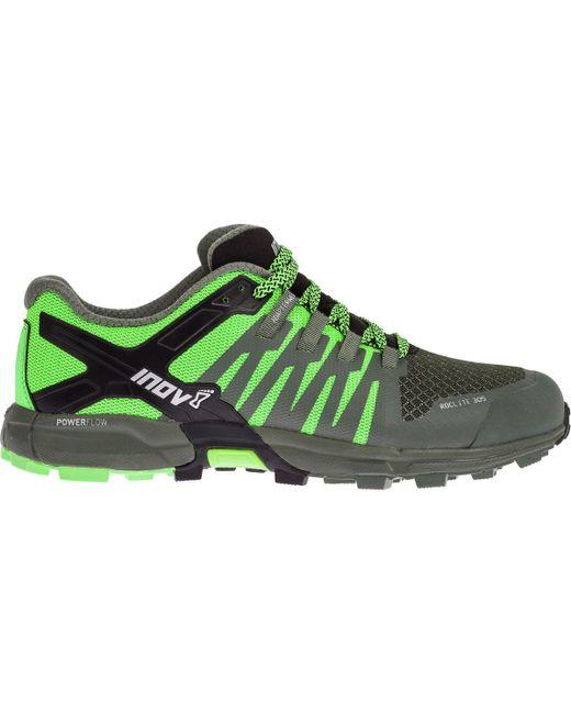 Inov-8 Green Roclite 305 Trail Running Shoe for men