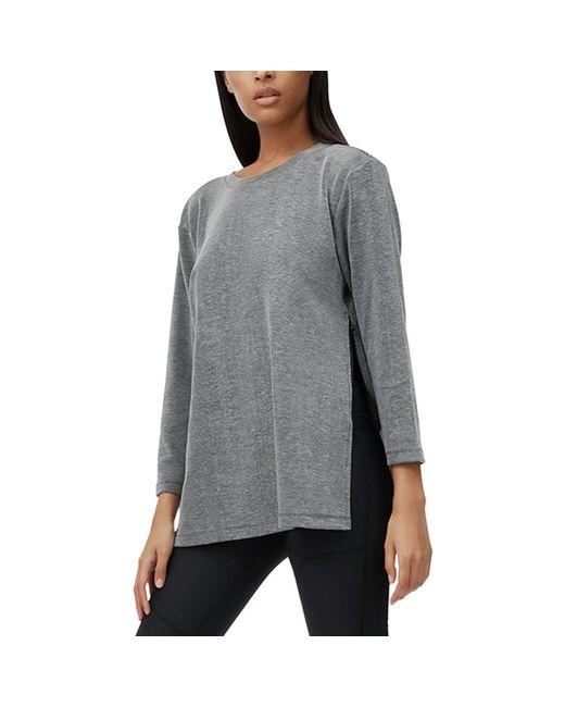 All Fenix - Gray The Fall Zipper Shirt - Lyst