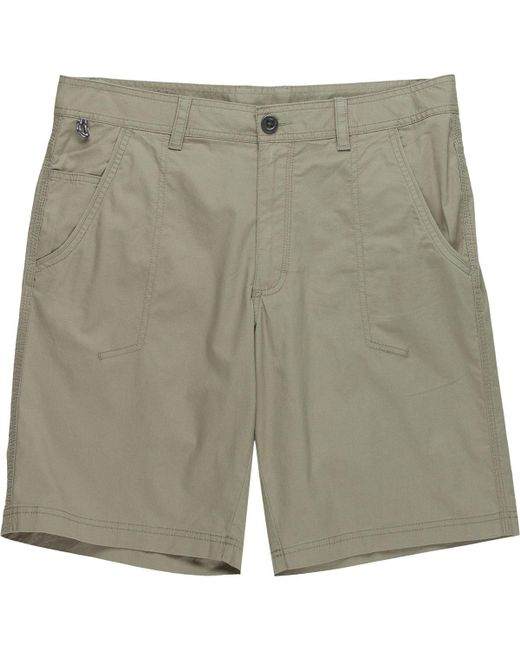 Columbia Green Boulder Ridge 5 Pocket Short for men