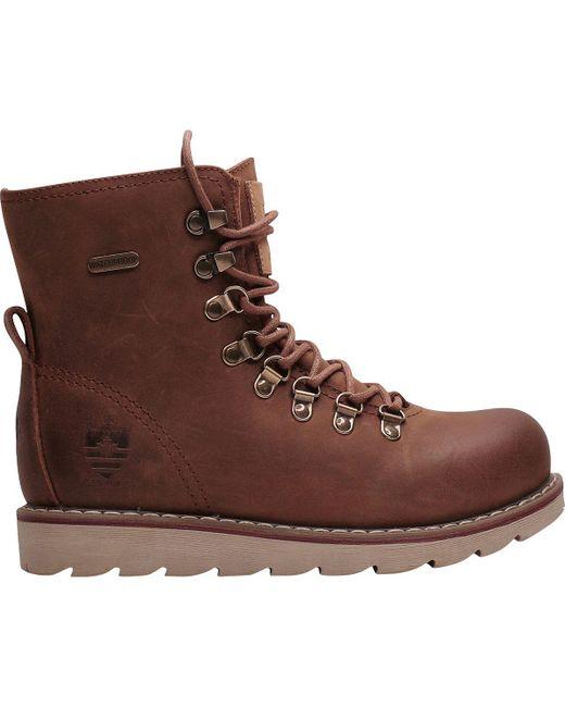 Royal Canadian Brown Yukon Boot