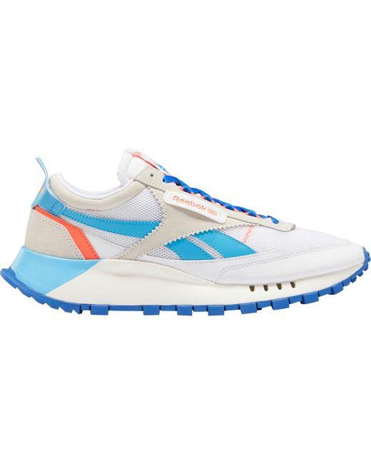 Reebok Blue Cl Legacy Sneaker for men