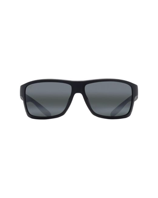 Maui Jim - Gray Pohaku Sunglasses - Polarized for Men - Lyst