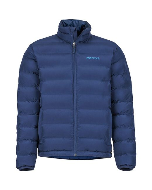 Marmot - Blue Alassian Featherless Insulated Jacket for Men - Lyst