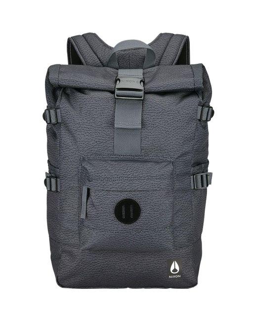 Nixon - Black Swamis 25l Backpack for Men - Lyst