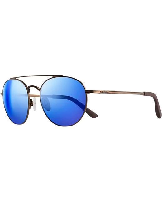 ff53a591ac0 Lyst - Revo Helix Polarized Sunglasses in Blue for Men