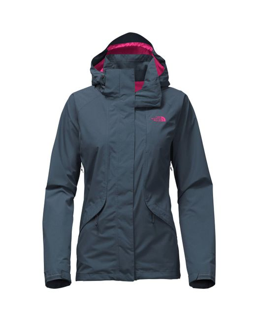 The North Face | Blue Boundary Triclimate Hooded Jacket for Men | Lyst