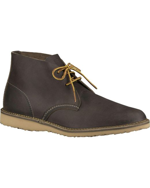 Red Wing - Multicolor Weekender Chukka Shoe for Men - Lyst