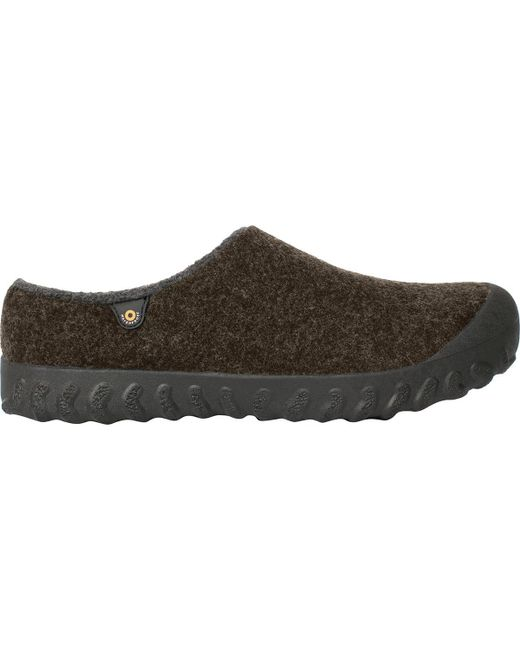 Bogs - Brown B Moc Slip-on Wool (gray Multi) Men's Rain Boots for Men - Lyst
