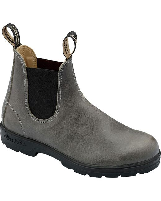 Blundstone Gray Classic 550 Chelsea Boot for men