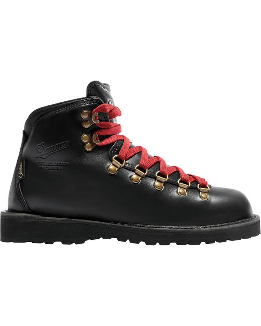 Danner Leather Portland Select Mountain Pass Boot In Black