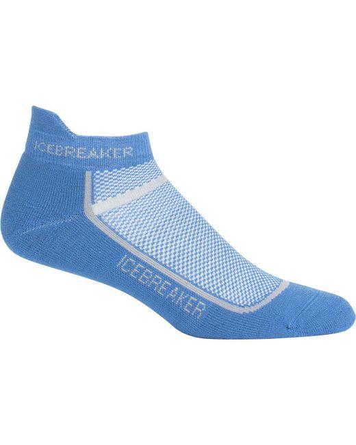 Icebreaker - Blue Multisport Cushion Micro Sock for Men - Lyst