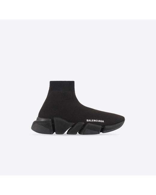 Balenciaga Black Speed 2.0 Sneaker