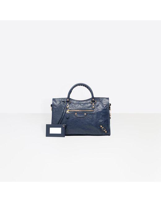 Balenciaga | Blue Giant 12 Gold City | Lyst