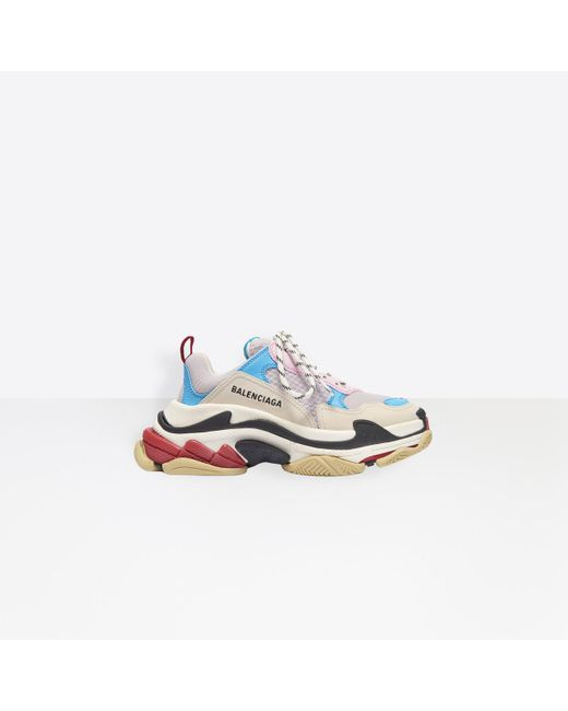 Sneaker Triple S Balenciaga en coloris Multicolor