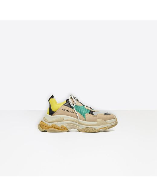 Sneaker Triple S Balenciaga pour homme en coloris Multicolor
