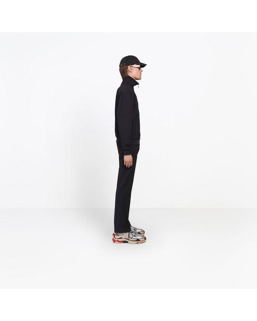 Balenciaga Synthetic Tracksuit Jacket