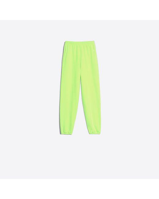 Balenciaga - Green Pantalón de jogging for Men - Lyst