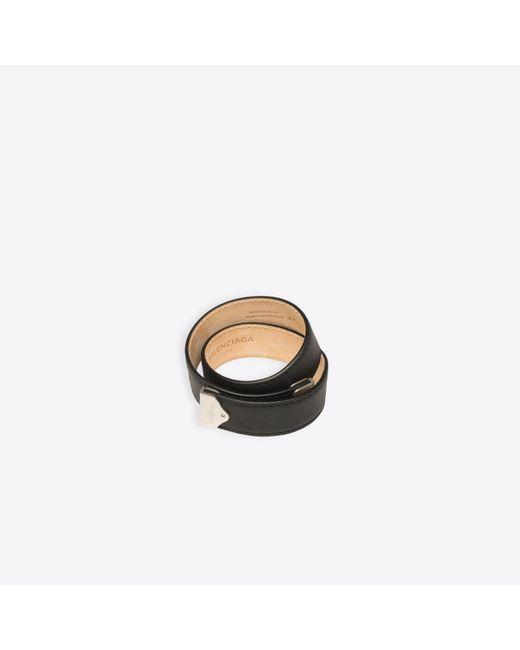 Balenciaga   Black Tools Double Bracelet   Lyst