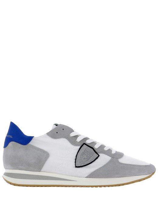 "Philippe Model Multicolor ""mondial"" Sneakers for men"