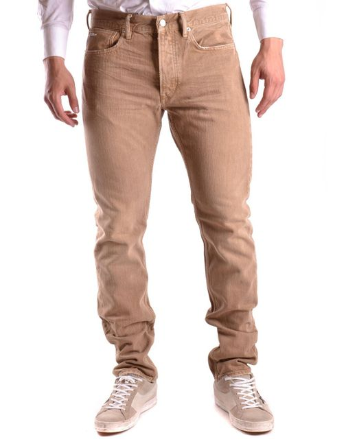 Ralph Lauren Natural Jeans for men