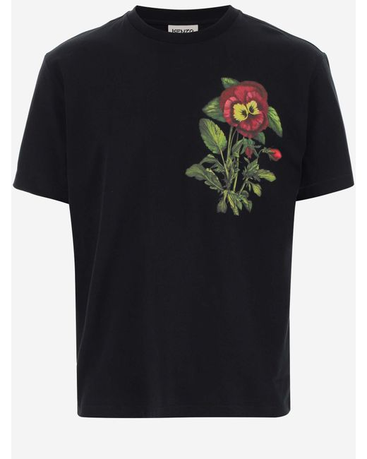 KENZO Multicolor T-shirts And Polos for men