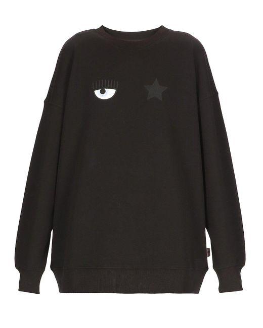 Chiara Ferragni Sweaters Black