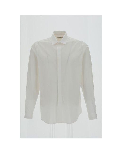 Valentino White Shirts for men